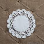 20 - 8in. Paper Doilies