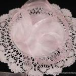 5 yards - 5/8 inch Organza Ribbon -..