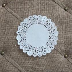 20 - 5 in. Paper Doilies